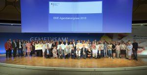 Agendakongress Bildung fuer nachhaltige Entwicklung 2016. Auszeichnung von Lernorten, Netzwerken und Kommunen. 11.07.2016. Copyright: Thomas Koehler/ photothek.net