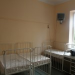 Krankenhaus Craiova vorher