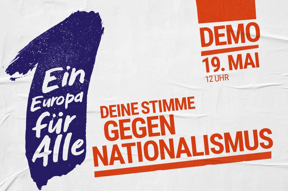 mai 2019 ist eine richtungsentscheidung uber die zukunft der europaischen union nationalisten und rechtsextreme wollen mit ihr das ende der eu einlauten